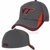 Virginia Tech Graphite 39Thirty Training Performance Hat