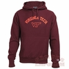 Virginia Tech Heavy Reverse Weave Hoodie from Champion