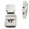 Virginia Tech Hinged Money Clip