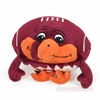 Virginia Tech Hokie Bird Football Plush Toy
