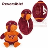 Virginia Tech Hokie Bird Football Reversible Toy