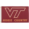 Virginia Tech Hokie Country Flag
