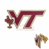 Virginia Tech Hokie Lapel Pin