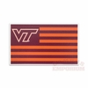 Virginia Tech Hokie Nation Flag Decal