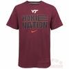 Virginia Tech Hokie Nation Nike Tee