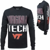 Virginia Tech Hokies Black Long Sleeve Tee