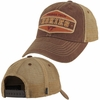 Virginia Tech Hokies Distressed Trucker Hat