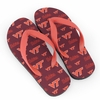Virginia Tech Hokies Fabric Flip-Flops