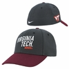 Virginia Tech Hokies Legacy 91 Swoosh Flex Hat by Nike