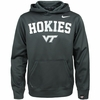 Virginia Tech Hokies Platinum Therma-FIT Hoodie by Nike