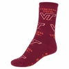 Virginia Tech Hokies Slip Resistant Socks
