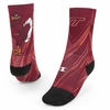 Virginia Tech Hokies Stripe Crew Socks