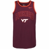 Virginia Tech Hokies Tank Top by Nike