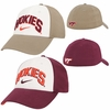 Virginia Tech Hokies Verbiage Swoosh Flex Hat by Nike