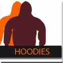 Virginia Tech Hooded Sweatshirts