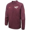 Virginia Tech Hybrid Quarter Zip Jacket