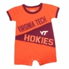 Virginia Tech Infant Megaphone Romper