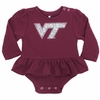 Virginia Tech Infant Stargazer Dress Bodysuit