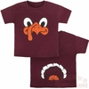 Virginia Tech Infant-Toddler Hokie Feathers Tee