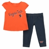 Virginia Tech Infant Tunic Tee and Legging Set