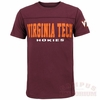 Virginia Tech Jockey Shirt by Colosseum