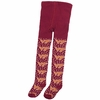 Virginia Tech Kids Polka Dot Tights