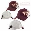 Virginia Tech Kids Shimmer Hat by New Era