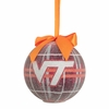 Virginia Tech LED Light Ball Ornament