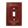Virginia Tech Light Switch Cover