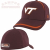 Virginia Tech Lined Over 39thirty Hat from New Era