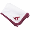 Virginia Tech Logo Receiving Blanket