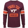 Virginia Tech Long Sleeved Meteor Tee