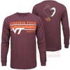 Virginia Tech Long Sleeved Warrior Tee