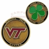 Virginia Tech Lucky Coin