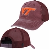 Virginia Tech Maroon Dashboard Trucker Hat