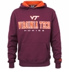Virginia Tech Maroon Zone Hoodie