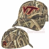 Virginia Tech Memory Fit Blade Camo Hat
