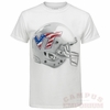 Virginia Tech Military Appreciation 2014 Helmet Tee