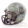 Virginia Tech Mini Replica Hokie Stone Helmet