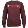 Virginia Tech Mom Crew Sweatshirt