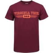 Virginia Tech Mom, Dad, and Family Shirts