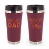 Virginia Tech Mom/Dad Travel Tumbler