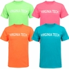Virginia Tech Neon Colors Tees