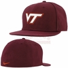 Virginia Tech Nike Dri-FIT Twill Fitted Hat