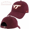 Virginia Tech Nike Heritage 86 DRI-fit Hat