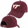 Maroon Virginia Tech Nike Heritage 86 Tailback Hat