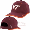 Virginia Tech Nike Performance Adjustable Coaches Cap