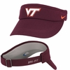 Virginia Tech Nike Sideline Dri-Fit Visor
