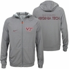 Virginia Tech Nike Supernatural Full-Zip Hoodie