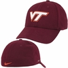 Virginia Tech Nike Swoosh Flex Hat